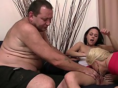 She and her future in laws have Sizzling porno