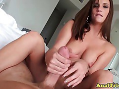Amateur assfucking gf sucks and fucks