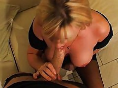 Elsa Kryss- Wife fucked by two husband friend