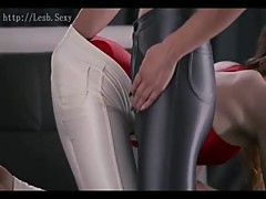 Lesb.Sexy #35 - Strapless Strap-On ( from http://lesb.sexy )