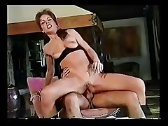 Swedish redhaired milf in 3-some