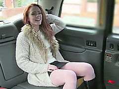 Horny Blonde Ella takes a good cock fucking action