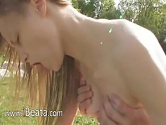 hungarian teenagers outdoor fucking