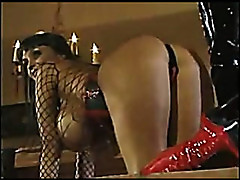 Taylor Wane fucks in stocings and heels