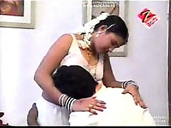 Telugu House Wife First Night Hot Bed Room Scene - CineKingdom.com