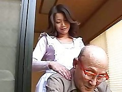 Maki Tomoda fucked very hard
