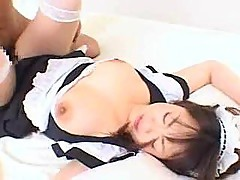 asian Japanese bbw housemaid Part� 01
