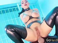 Perverted Cops in Jail Liza Del Sierra