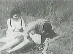 Vintage Erotic Movie 10 - The Great Fight 1925